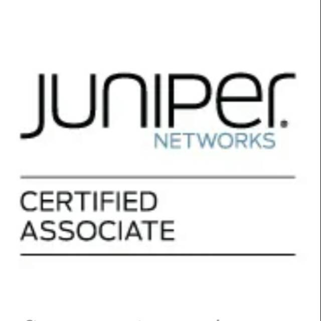Juniper Network Certified Associate